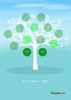 Create Family Tree Free 41 Free Family Tree Templates Word Excel Pdf ᐅ