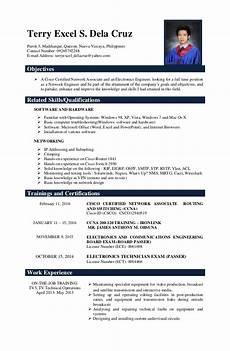 Resume Search Philippines Resume Terryexceldelacruz