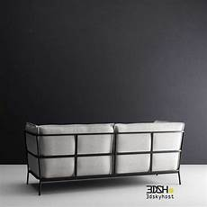 Cover The Sofa 3d Image by 3dskyhost 3d Model Cappellini Basket Sofa And Armchair