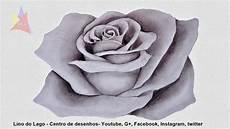 como desenhar uma rosa narrado passo a passo simples