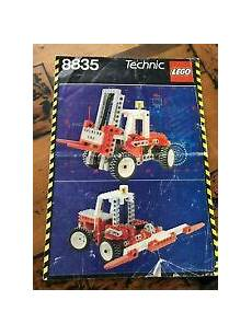 Buy 8835 Technic Forklift Lego 174 Toys On The Store