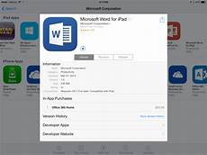 Download Word Application Apple Getting Its Standard 30 Percent Cut On Office For