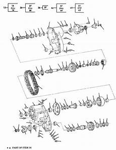Transfer Case Assembly P N 12340073 1 Fig