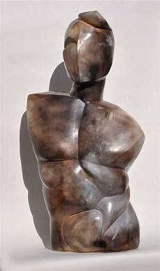 Ceramic Sculpture Artists Modern Man Ceramic Sculpture By Trevor Craggs Amp Ox