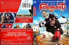 Free Movie Cover Ferdinand Dvd Cover Cover Addict Free Dvd Bluray