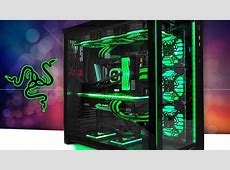 The Razer Gaming PC ? Montage Build   TechnolAG