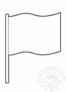Flag Template Flag Template Printable Coloring Page