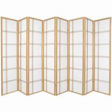 furniture 6 ft 8 panel room divider
