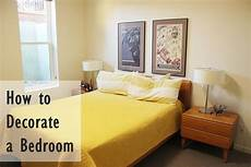 How To Decorate Your Bedroom How To Decorate A Bedroom Simply And With Style
