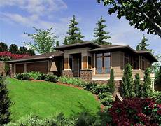 Home Design Style Modern Prairie Style Home Plan 6966am Architectural
