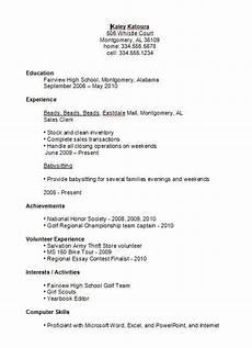High School On Resume High School Student Resume Example High School Resume