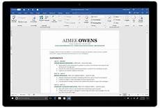 How To Do A Resume On Word Resume Assistant Uses Linkedin S Data To Make Word A