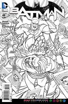 Batman Malvorlagen Novel Snyder Greg Capullo Talk Batman 48 And Reveal