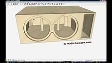 Ram Designs Ram Designs Audioque Hdc 12 Quot Box Design W Fun Flush