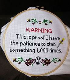 embroidery funny cross stitches 17 pics