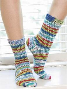 socks for the family learn to crochet them leisure