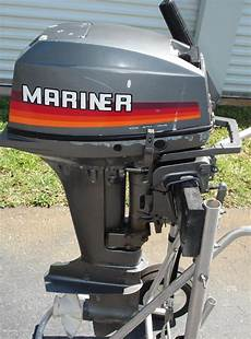 15 Hp Yamaha Mariner Outboard Boat Motor For Sale