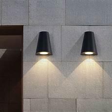 Art Deco Outdoor Wall Lights Modern Led Wall Light Porch Lights Waterproof Ip65 For