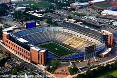 University Of Michigan Big House Seating Chart Michigan Stadium Arbor Mi Seating Chart View We