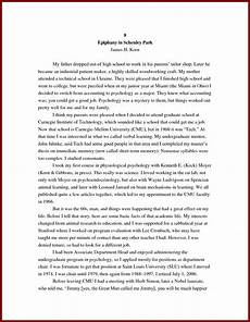 Biographical Essay Example 009 Research Paper Student Biographical Example Sample