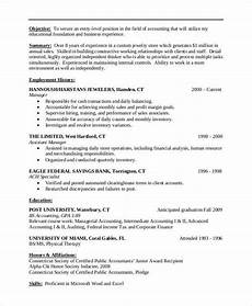 Resume Entry Level Objective Examples Free 9 Sample Resume Objective Statement Templates In Pdf