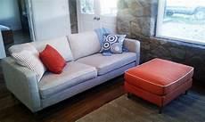 custom ikea slipcovers custom ikea karlstad slipcovers by comfort works with