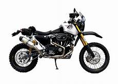 sports motorcykler limited production custom dual sport motorcycle by