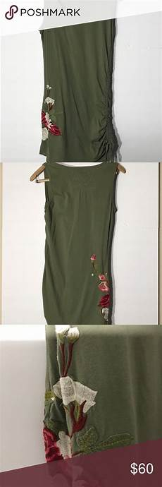 Tank Gauger Johnny Was Small Tunic Tank Top Clothes Design Tunic