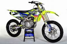 Design Your Own Pit Bike Graphics Introducing Project Grandpa 2018 Yamaha Yz450f Motocross