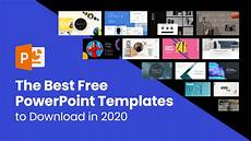 Office Presentation Templates Free Download The Best Free Powerpoint Templates To Download In 2020