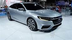 Honda Models 2020 by 2019 Honda Insight Prototype 2018 Detroit Auto Show
