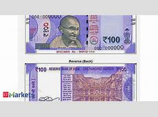 New Rs 100 bill carries a Rs 100 crore price tag   The