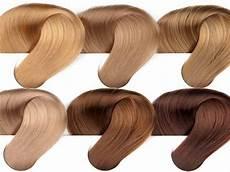 Golden Hair Color Dye Dark Light Medium Chart