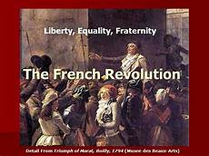 French Revolution Powerpoint The French Revolution Ppt 2 Authorstream