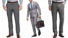 Light Grey Pants Brown Shoes Brown And Grey Clash Of The Titans Grey Slacks Grey