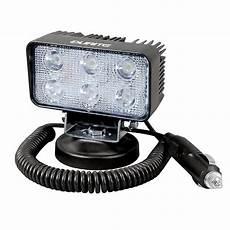 12v Led Magnetic Work Light 0 420 72 Durite 12v 24v Led Powerful Work Lamp