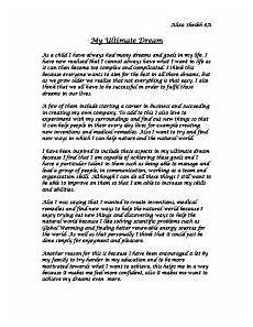 My Goal In Life Essay Page 1 Essay About Life Essay What Is Your Goal