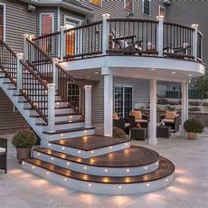 Light Decking Material Trex Deck Lighting Wimsatt Building Materials