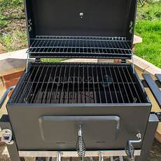 Bbq Grill Werkzeugsetheni by Kct Deluxe Charcoal Bbq Grill With Tool Set