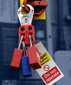 Lockout Tagout The Eight Steps Of Lockout Tagout Loto Health And