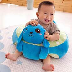 Baby Sofa Support Seat 3d Image by Animal Baby Sofa Support Seat Plush Infant Learning