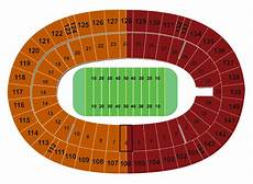 At T Cotton Bowl Seating Chart Red River Showdown Ticket And Game Statistics Ticketcity