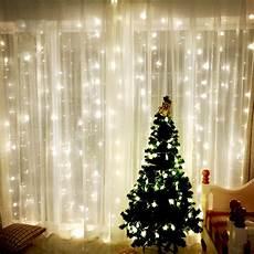String Fairy Wedding Curtain Light Warm White 300 Led Fairy Curtain String Lights Wedding
