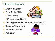 chapter 7 emotional behavioral disorders