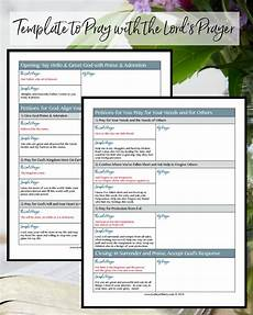 Prayer Template How To Pray For Beginners 5 Steps To Getting Started