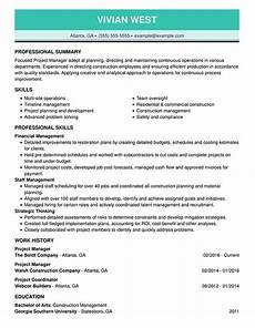 Resume Format Standard Your Ultimate Resume Format Guide For 2020 Examples Hloom