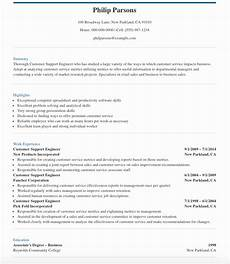 Resume Qualifications For Customer Service How To Write A Standout Customer Service Resume Examples