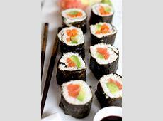 Keto Friendly Sushi Rolls Recipe with Cauliflower is easy