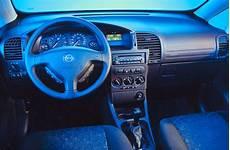 Opel Zafira 2 0 1999 Technical Specifications Interior