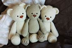 crochet amigurumi crochet amigurumi teddy pattern lucas the teddy